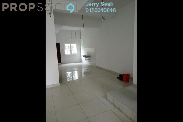 For Sale Terrace at Taman Bunga Negara, Shah Alam Freehold Unfurnished 6R/4B 1.28m