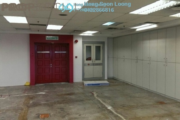 For Rent Office at Plaza Sentral, KL Sentral Freehold Unfurnished 0R/2B 14.9k