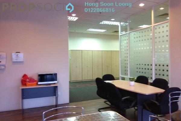 For Rent Office at Bangunan PanGlobal, Petaling Jaya Freehold Semi Furnished 0R/2B 26.1k