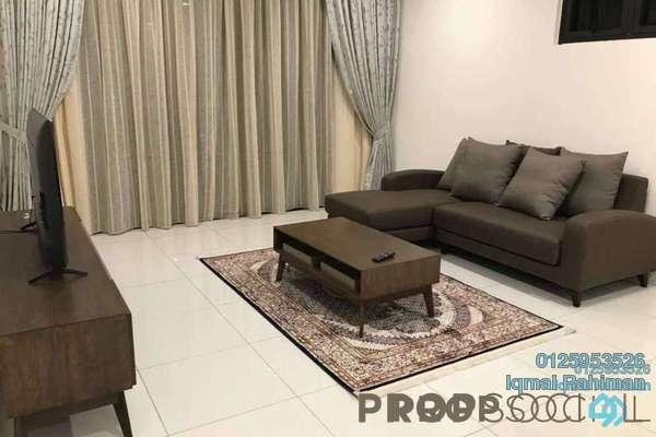 For Rent Condominium at Isola, Subang Jaya Freehold Fully Furnished 3R/3B 6.5k