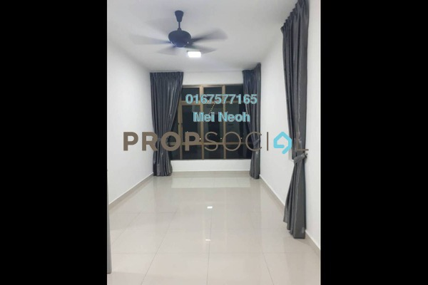 For Sale Apartment at Parc Regency, Johor Bahru Freehold Semi Furnished 2R/2B 430k