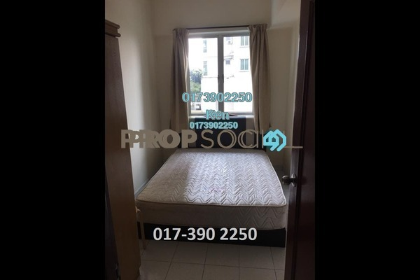 For Sale Serviced Residence at e-Tiara, Subang Jaya Freehold Semi Furnished 2R/2B 440k