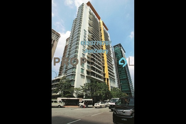 For Sale Condominium at 2 Hampshire, KLCC Freehold Unfurnished 4R/5B 2.55m