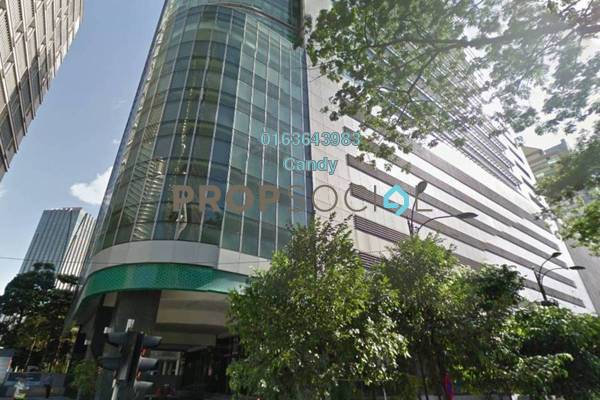 For Rent Office at Menara Prestige, KLCC Freehold Unfurnished 0R/0B 35k