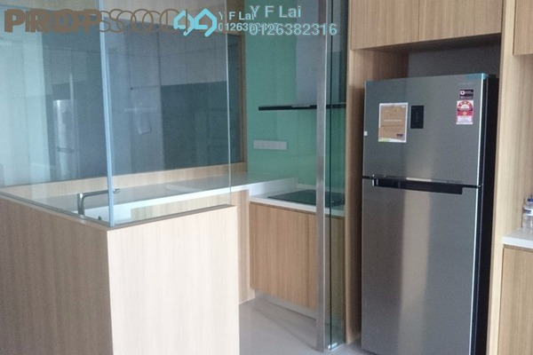For Rent Condominium at The Leafz, Sungai Besi Freehold Semi Furnished 2R/2B 1.9k