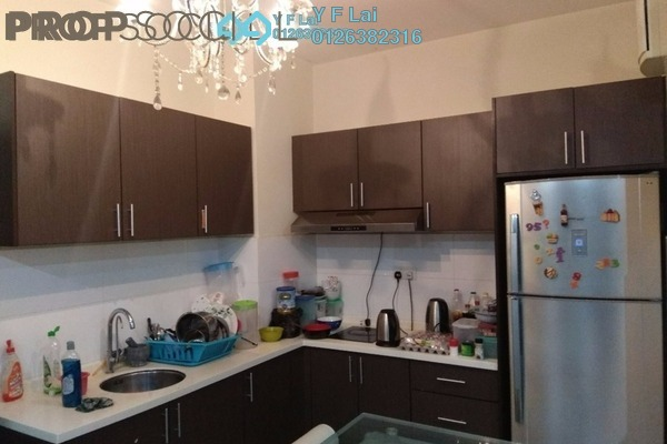 For Sale Condominium at Endah Promenade, Sri Petaling Freehold Semi Furnished 3R/2B 638k