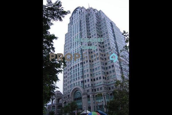 For Rent Office at Menara Millennium, Damansara Heights Freehold Unfurnished 0R/0B 17.4k