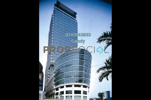 For Rent Office at Menara Axiata, KL Sentral Freehold Unfurnished 0R/0B 30k