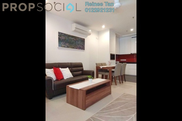 For Rent Condominium at Arcoris, Mont Kiara Freehold Fully Furnished 1R/1B 3k