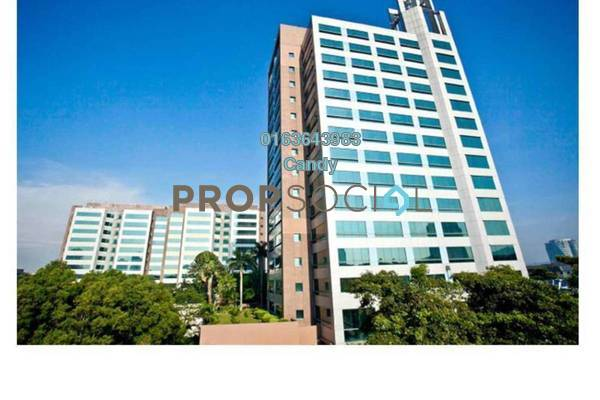 For Rent Office at Uptown 2, Damansara Utama Freehold Unfurnished 0R/0B 27.7k