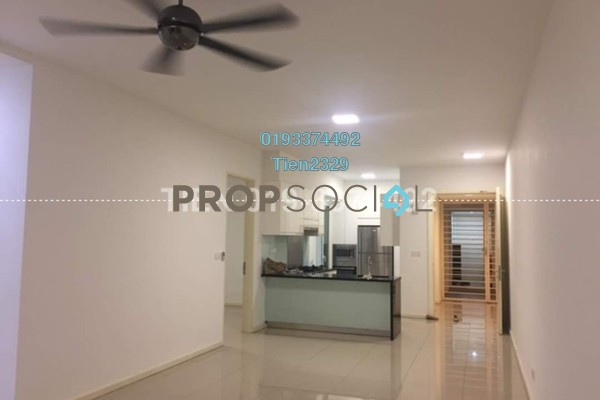 For Sale Condominium at 288 Residency, Setapak Freehold Semi Furnished 3R/2B 620k