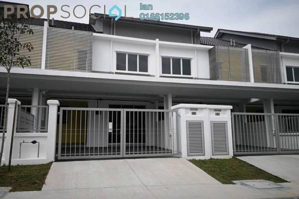 For Sale Terrace at Taman Mawar Perdana, Bandar Baru Salak Tinggi Freehold Unfurnished 0R/0B 398k