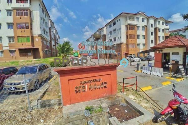 For Sale Apartment at Bandar Sri Putra, Bandar Seri Putra Freehold Unfurnished 3R/2B 200k