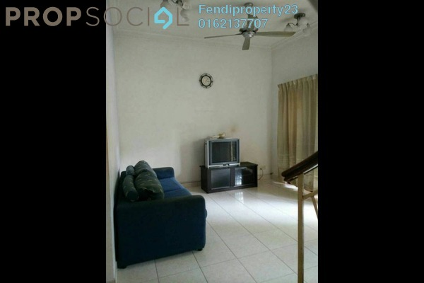 For Rent Terrace at Taman Puchong Prima, Puchong Freehold Unfurnished 4R/3B 1.5k