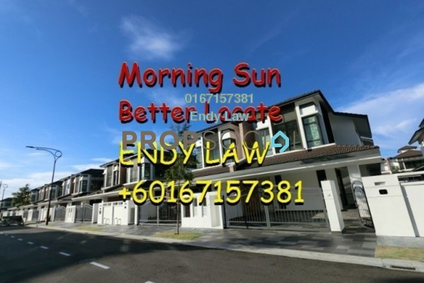 For Sale Semi-Detached at Morning Dew Tower, Gelugor Freehold Unfurnished 4R/5B 1.1m