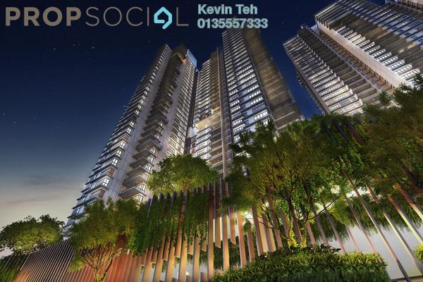 For Sale Condominium at Residensi 22, Mont Kiara Freehold Semi Furnished 4R/6B 2.63m