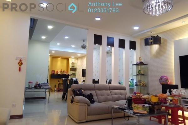 For Sale Terrace at Taman Selayang Jaya, Selayang Freehold Semi Furnished 5R/6B 1.68m