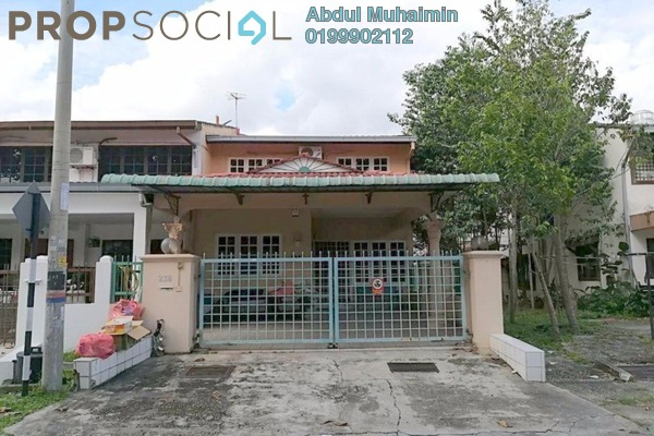 For Rent Terrace at Taman Melawati, Melawati Freehold Semi Furnished 4R/3B 2.2k