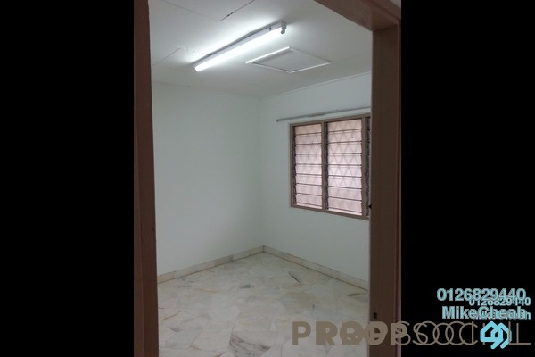 For Rent Apartment at Teratai Mewah Apartment, Setapak Freehold Semi Furnished 3R/1B 1k