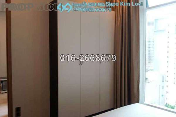 For Rent Office at Binjai 8, KLCC Freehold Semi Furnished 0R/1B 3.5k
