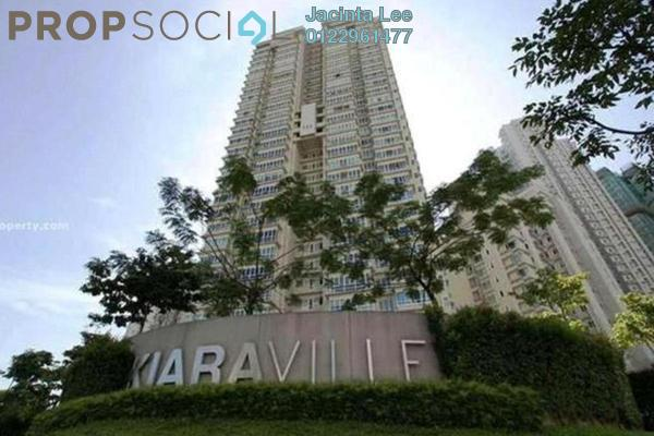 For Sale Condominium at Kiaraville, Mont Kiara Freehold Semi Furnished 4R/4B 1.75m