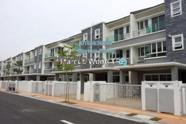 For Rent Terrace at Seri Jalil, Bukit Jalil Freehold Unfurnished 6R/7B 3.8k