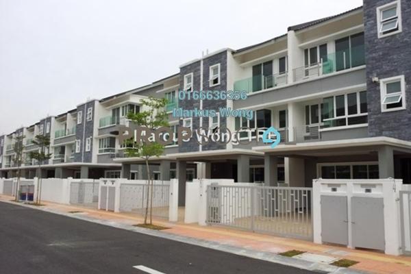 For Rent Terrace at Seri Jalil, Bukit Jalil Freehold Unfurnished 6R/7B 3.8k