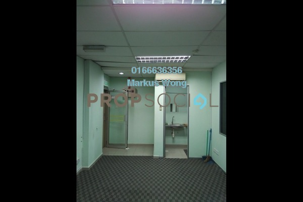 For Rent Office at Queen's Avenue, Cheras Freehold Semi Furnished 0R/1B 1.3k