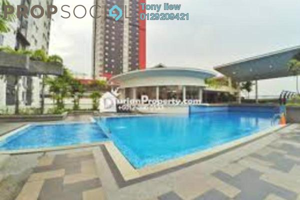 For Sale Condominium at Axis Residence, Pandan Indah Freehold Semi Furnished 2R/1B 360k