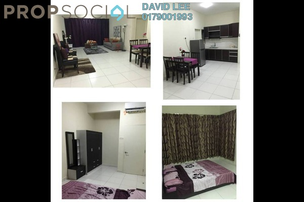 For Rent Condominium at Neo Damansara, Damansara Perdana Freehold Fully Furnished 1R/1B 1.7k