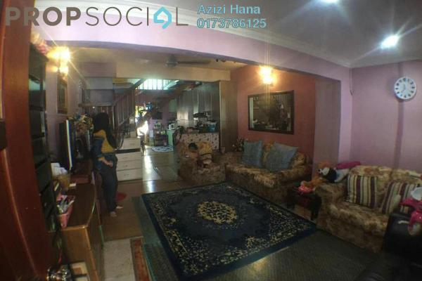 For Sale Terrace at Taman Sri Gombak, Batu Caves Freehold Semi Furnished 3R/2B 450k
