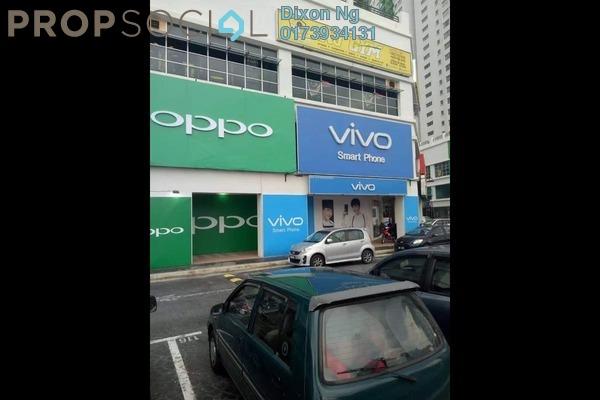 For Sale Shop at OUG Parklane, Old Klang Road Freehold Semi Furnished 1R/1B 3.7m