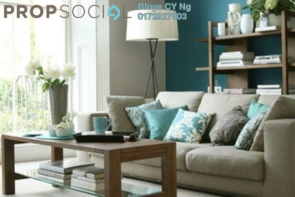 For Sale Condominium at Taman Puchong Indah, Puchong Freehold Unfurnished 2R/2B 399k