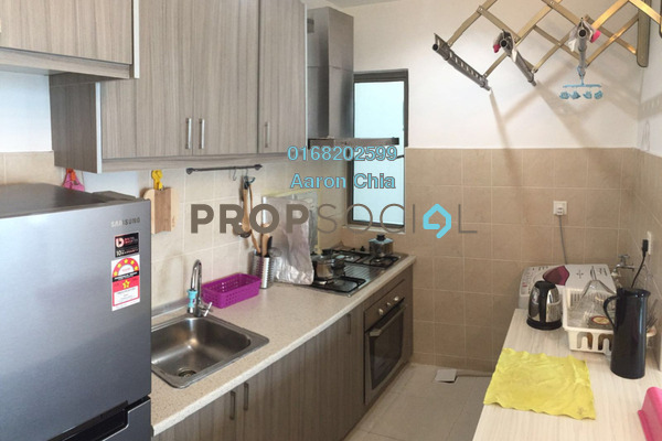 For Rent Apartment at Tropicana City Tropics, Petaling Jaya Freehold Fully Furnished 2R/2B 2.45k