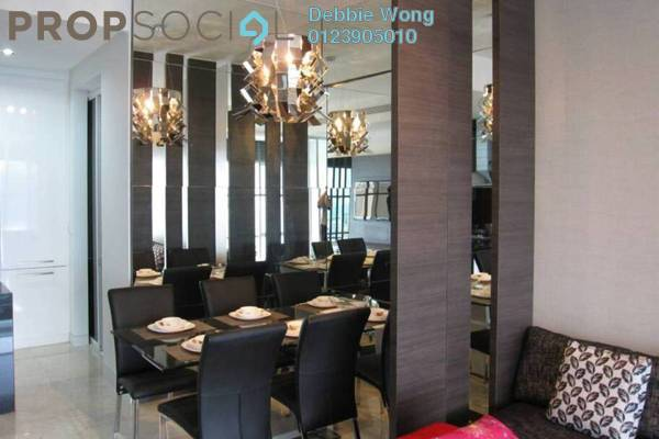 For Sale Serviced Residence at Pavilion Residences, Bukit Bintang Freehold Fully Furnished 2R/2B 3m