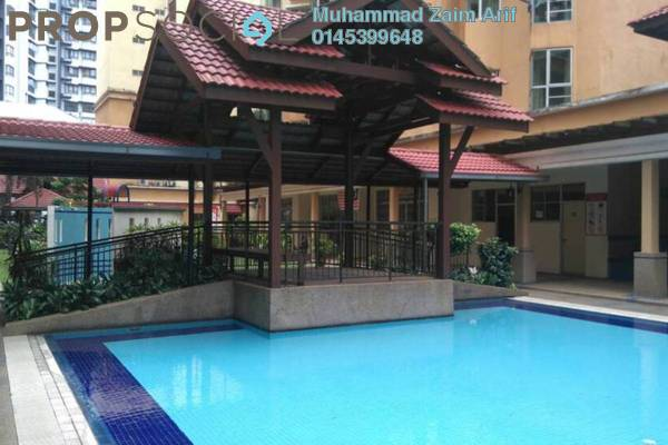 For Sale Condominium at Sri Jati II, Old Klang Road Freehold Unfurnished 3R/2B 580k