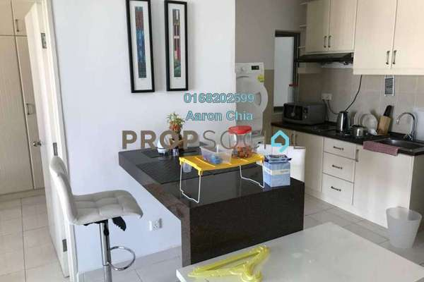 For Rent Apartment at Tropicana City Tropics, Petaling Jaya Freehold Fully Furnished 2R/2B 2.15k