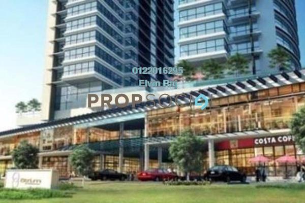 For Rent Office at 8trium, Bandar Sri Damansara Freehold Unfurnished 1R/1B 1.2k