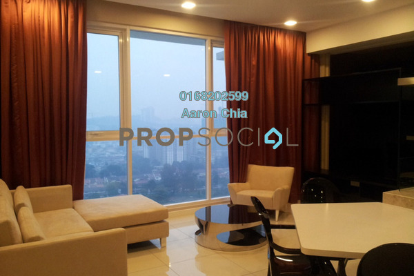 For Rent Serviced Residence at Uptown Residences, Damansara Utama Freehold Fully Furnished 2R/2B 3.2k