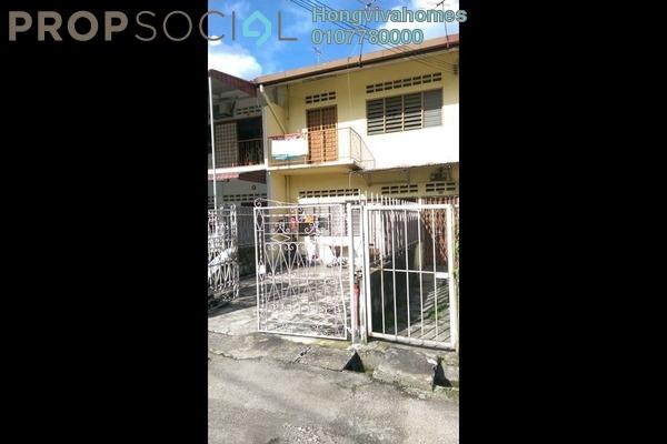 For Sale Terrace at Taman Million, Sentul Freehold Semi Furnished 4R/3B 900k