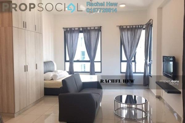 For Rent SoHo/Studio at Cube @ One South, Seri Kembangan Freehold Fully Furnished 1R/1B 1.5k