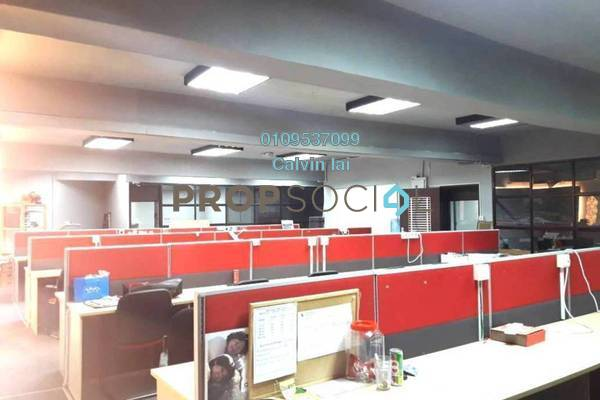 For Rent Office at Kenari, Bandar Puchong Jaya Freehold Semi Furnished 0R/2B 3.8k