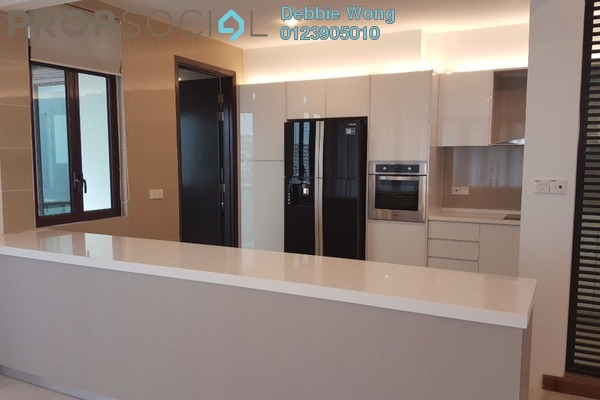 For Rent Bungalow at Villa Mont Kiara, Mont Kiara Freehold Semi Furnished 5R/6B 16k