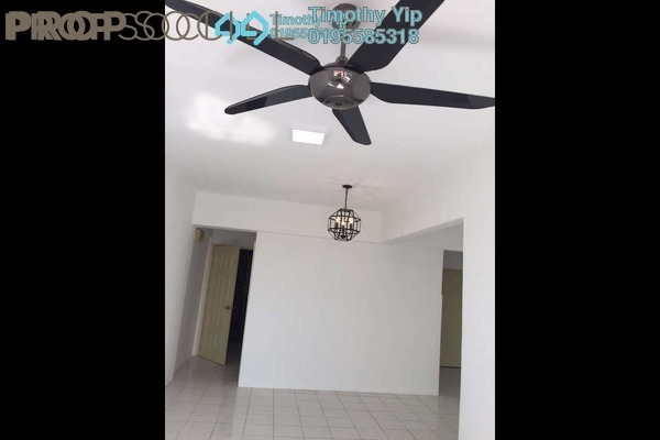 For Sale Apartment at Damai Mewah B Apartment, Kajang Freehold Semi Furnished 3R/2B 235k