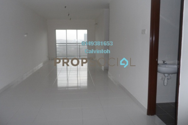 For Rent Condominium at Seasons Garden Residences, Wangsa Maju Freehold Semi Furnished 3R/2B 1.45k