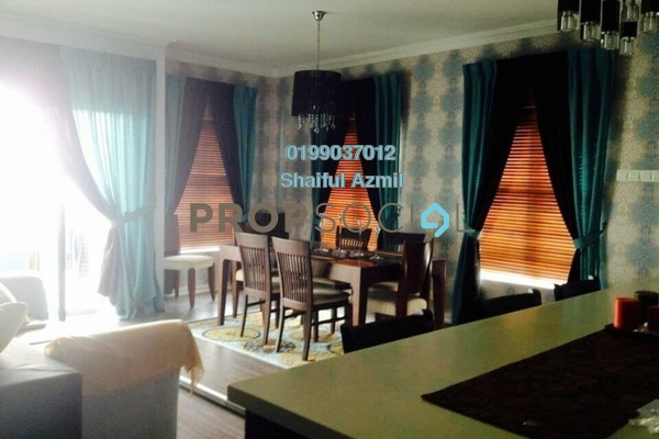 For Rent Condominium at Changkat View, Dutamas Freehold Fully Furnished 4R/4B 3.9k
