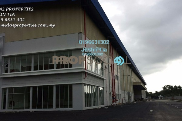 For Rent Factory at Pulau Indah Industrial Park, Port Klang Freehold Semi Furnished 0R/0B 102k