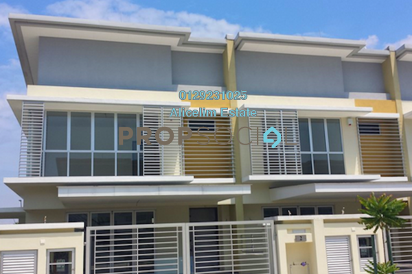 For Rent Terrace at Cressida, Elmina Gardens Freehold Unfurnished 4R/5B 1.7千