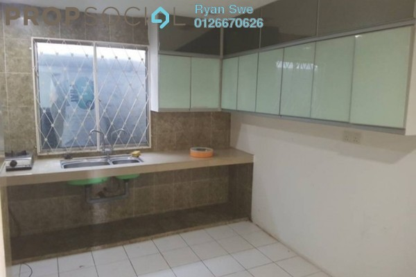 For Rent Terrace at Menjalara 18 Residences, Bandar Menjalara Freehold Semi Furnished 3R/2B 1.4k