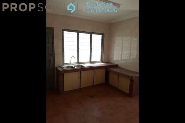 For Rent Terrace at SD10, Bandar Sri Damansara Freehold Semi Furnished 3R/2B 1.4k